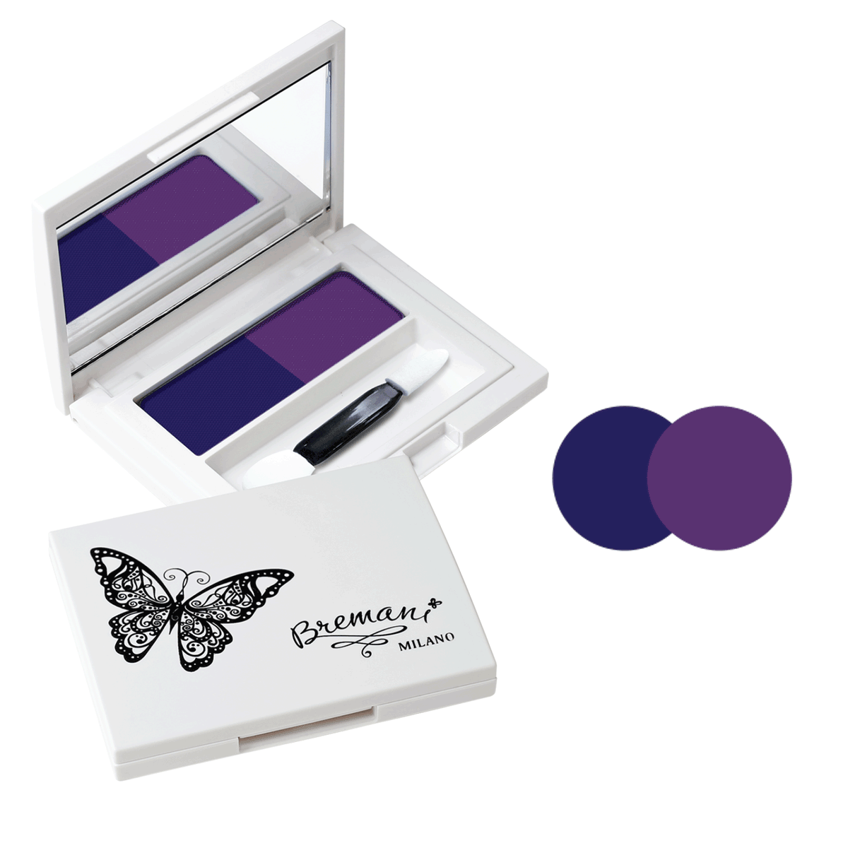 Eye Shadow Bilberry Ice-Cream